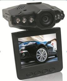 ночное видение h198 Скидка Автомобиль тире камеры с ночного видения 120 градусов угол обзора H198 автомобильный видеорегистратор Бесплатная доставка S319