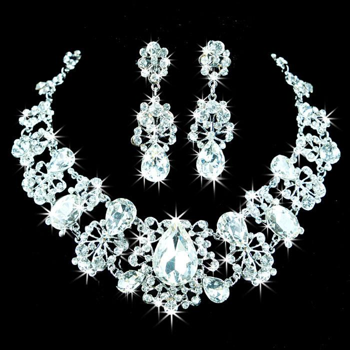 Diamond Necklace For Bridal