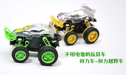 Wholesale Wholesale Off Road Vehicle - Educational toys, back to power off-road vehicles, vehicle inertia, mini toy car, run car RC