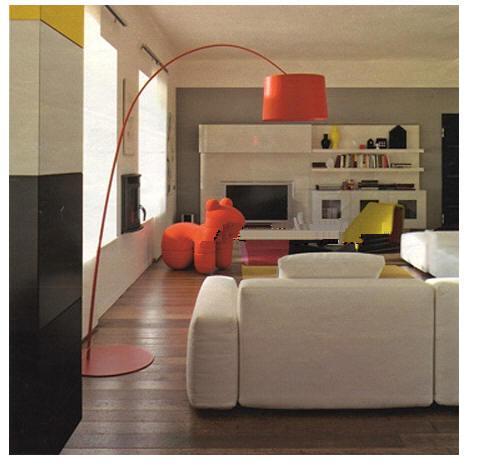 Superb Foscarini Twiggy Terra Floor Lamp Modern Creative Standard Lamp Living Room  Office Hotel Study Room Floor