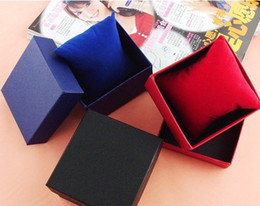 Wholesale Mens Womens Automatic - New Gift Watch Boxes&Cases Gift Box Automatic Quartz Lady Womens Mens Men's Watches Box
