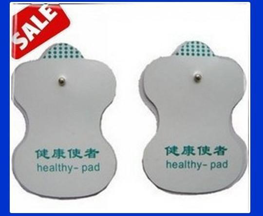 십센트 침술 디지털 치료 기계 마사지, 전극 마사지 패드에 대 한 전극 패드