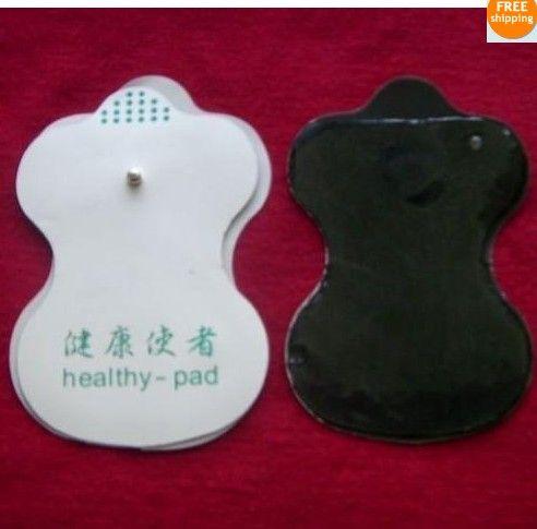 テン鍼治療デジタル療法機械マッサージャー、電極マッサージャーパッドのための200ピーの電極パッド
