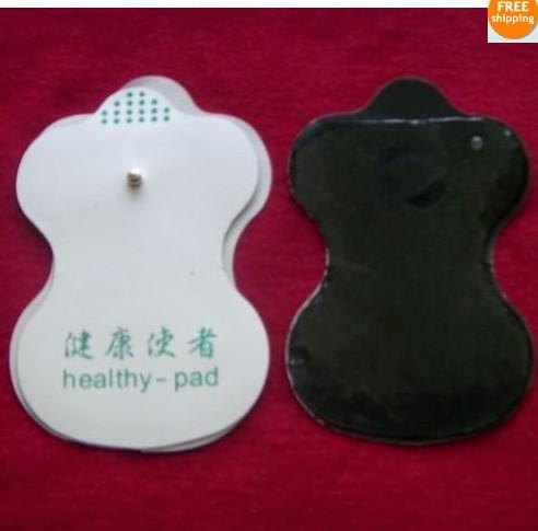 Tampons d'électrode pour Massager de machine de thérapie numérique d'acupuncture de dizaines, électrodes de masseur d'électrode