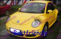 Wholesale Automotive Eyelashes - 500PCS=250Pairs Automotive Eyelashes 3D Car Logo Eye Lashes Eyelash Sticker Eyelash Eye-lashes UUU