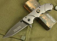 Wholesale Extrema Ratio F38 - EXTREMA RATIO F38 pocket knife survival knife T blade folding hiking tools knives free shipping