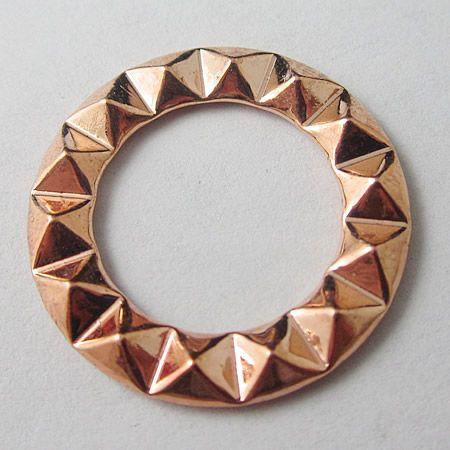 Strass-Rondell-Perlen, 22 mm, Nickelfrei, Bleisicher, ID19609