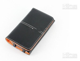Wholesale Plastic Id Cover - New Arrival Wallet Case ID   cover Flip Leather Skin PU protective for for 4