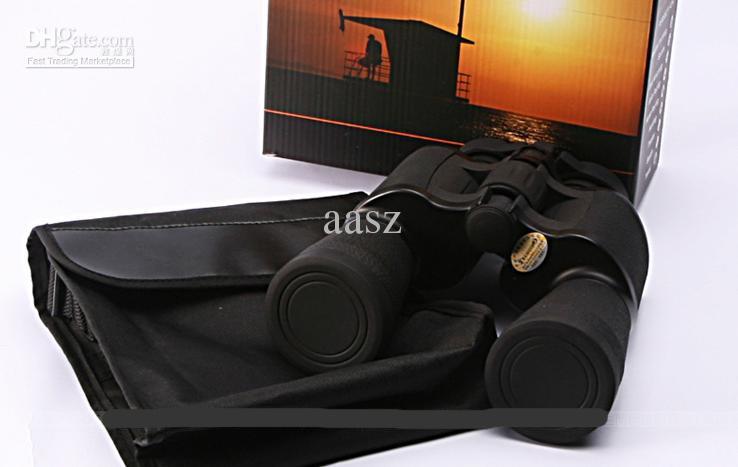 Binoculares militares genuinos de la visión nocturna beige shi 20x50 de baja luz de bajo consumo