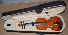 partes de violino usadas Desconto Violino atacado à venda para crianças de iniciantes por 2/4 violino violino