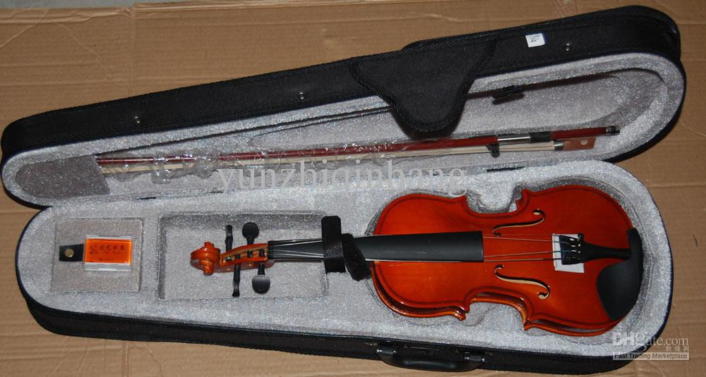 Wholesale violin on sale early in the quarter children learning to the violin violin