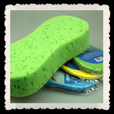 best selling 50PCS LOT The Multipurpose Clean Sponge for mix color 22*11cm Washing Cleaning Sponge Wash Towel
