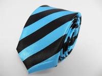 Wholesale Skinny Mixed Tie - Skinny tie ties necktie tie slim tie skinny tie TIE fashion tie No brand 40pcs lot mixed #1739