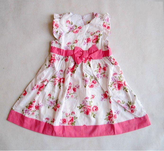 Online Cheap Girls Dresses Jazzie Peony Princess Cotton Dress. By ...