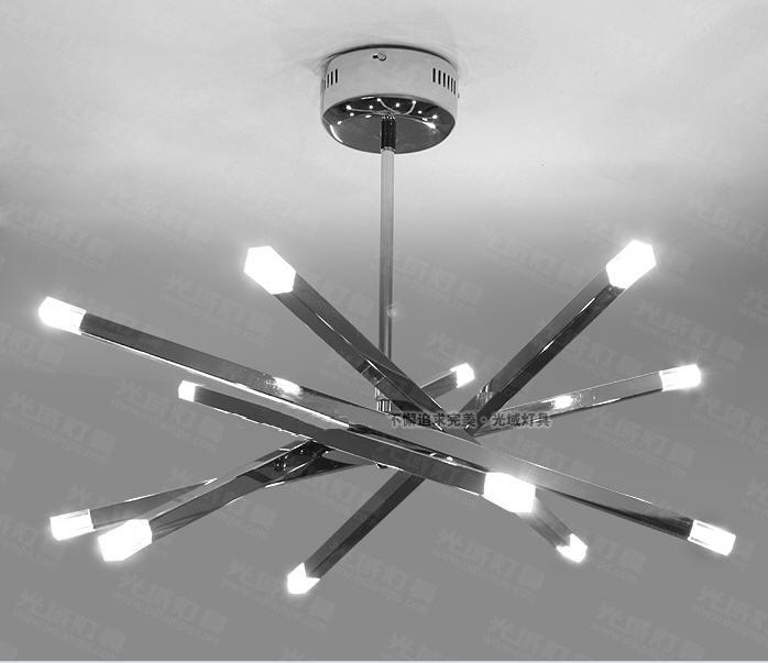 Modern style horizon star ceiling light for jpg