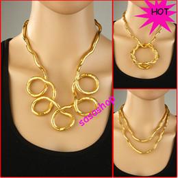 Wholesale 6mm Gold Necklace - Flexible 6mm Trendy Bendy DIY Snake Necklace Bendable Bendy Twisty DIY Bangle bracelet Snake Chain Necklaces
