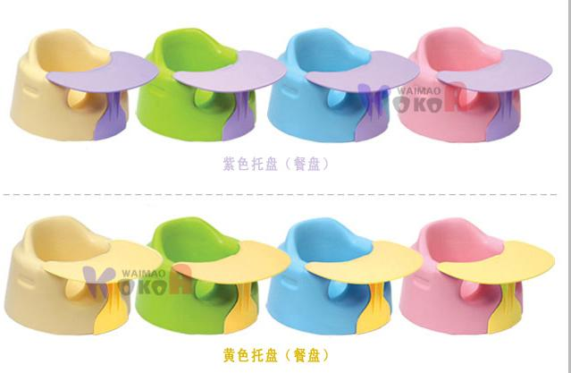 2019 Anbebe Baby Dining Chair Infant Toddler Kids Hook On