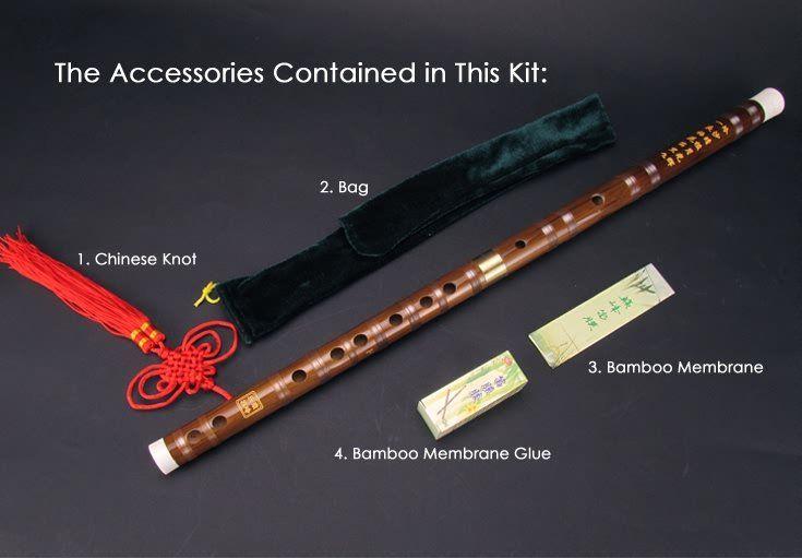 Grosshandel Gute Timbre Classic Keys Bambus F Flote Dizi Kit Von