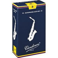 Wholesale Reed Vandoren - Vandoren Alto Saxophone Reeds Strength 3 Box of 10
