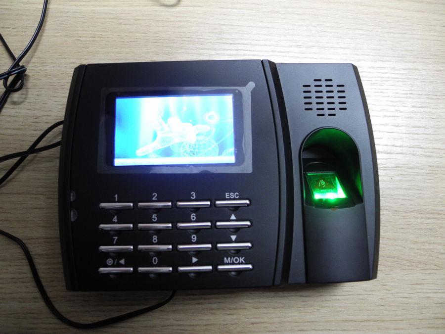 2019 Zk Software Tft Fingerprint Time Attendance Py U300 C