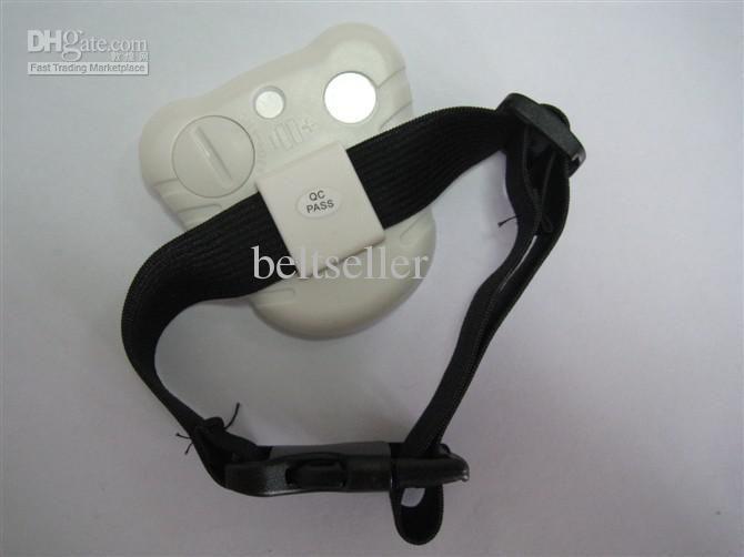 Waterproof Ultrasonic Pet Dog Anti Bark Stop Training Collars Adjustable stretch dog collar pet training machine supplies