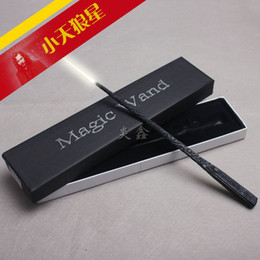 Wholesale Harry Potter Wands Led - Newest Children gift toy Harry Potter LED Light Wand Harry Potter Magic Wand many model can mix order can do wholesale