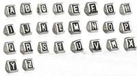 zweifarbiges material großhandel-925 Silber Perlen Gewinde Perlen europäischen Charme Fit ChamiliaBiagi Armband (200 teile / los) T02