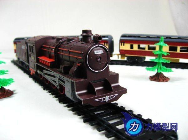 Лучший поезд игрушка строительные блоки высокое качество электрический поезд игрушка 7 м TRACKhigh качество 2 шт.