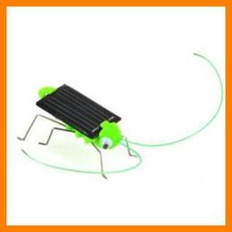 Wholesale Solar Powered Crickets - Mini Solar Powered Cricket toy 100 pcs lot