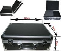 Wholesale Tattoos Carry Case - Tattoos Black Tattoo Gun Tool Accessories Kit Carrying Case Box Medium Size 31.5X25X13cm Pro
