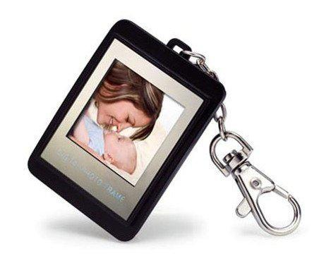 2018 1.5 Inch Mini Digital Photo Frame Keychain Digital Picture ...