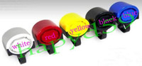 Wholesale Bike Horn Electronic - mountain road bike cycling bicycle electronic bell horn cycling electronic bell 5colours choosing