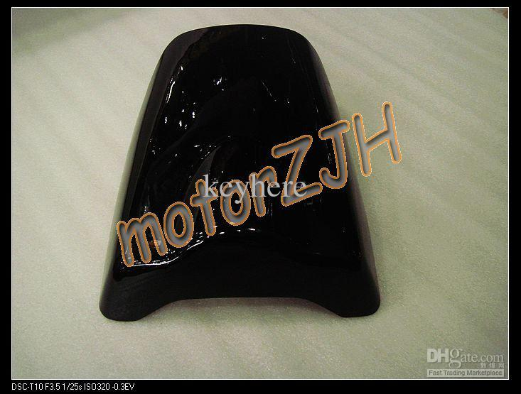 1PS de alto grado ABS plástico negro Asiento trasero CBR900RR 954 02 03,2002 2003 para honda, apoyo DIY
