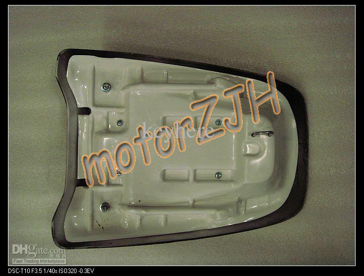 1ps 고급 ABS 플라스틱 검정색 뒷좌석 카울 CBR900RR 954 02 03,2002 2003 for honda, support DIY