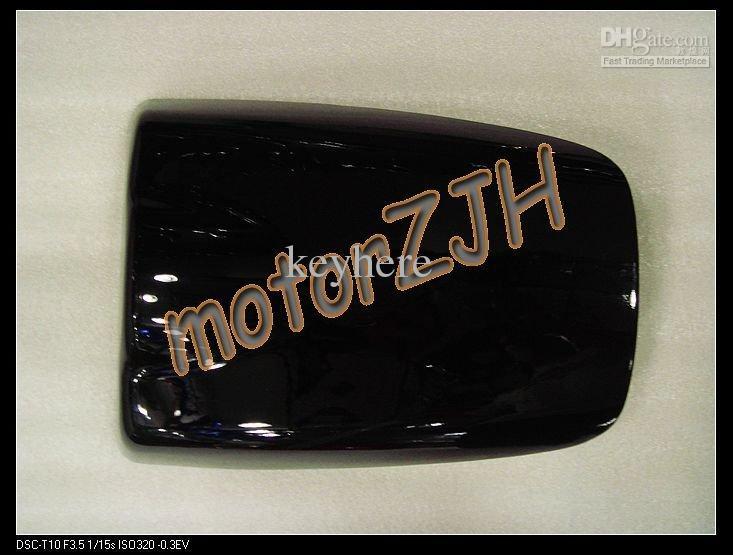 Plastica ABS di alta qualità 1ps Sedile posteriore nero Cowl CBR900RR 954 02 03.2002 2003 honda, supporto fai da te