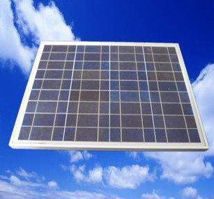 Special sale 30W/18V Polycrystalline Silicon Solar Panel,100% full capacity  Class A Solar panel