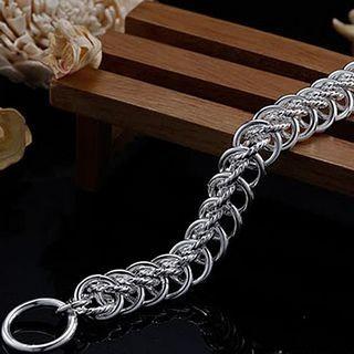 Бестселлеры 925 серебряный браслет сороконожка подарки мужская мода ювелирные изделия бесплатная доставка 10 шт.