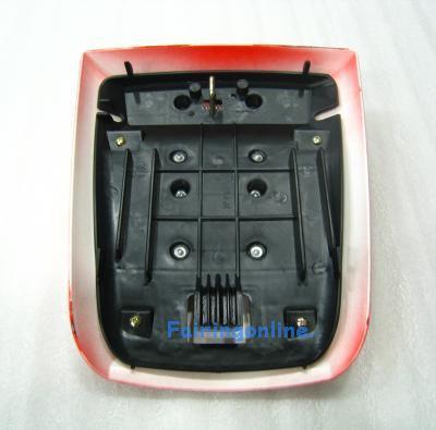 Красный цвет заднего сиденья крышка капота обтекатель комплект для honda CBR 1000RR 04 05 06 07 2004 2007,поддержка DIY