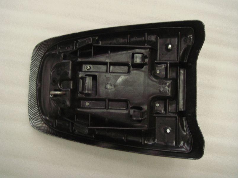 Couleur grise Arrière Housse de siège Kit de carénage caréné CBR900RR 954 02 03,2002 2003 pour Honda, support DIY