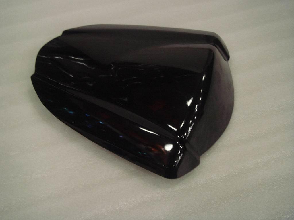 Todo negro carenado de asiento trasero Kit de carenado de cubierta de asiento trasero para Suzuki GSXR1000 2007 2008 07-08 K7