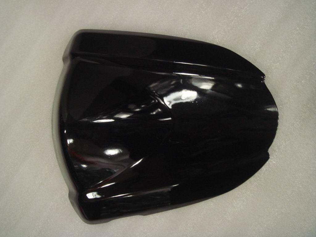 Wszystkie czarne tylne siedzenie Cowl tylni siedzenie Pokrywa Cowl Goryning Kit dla Suzuki GSXR1000 2007 2008 07-08 K7