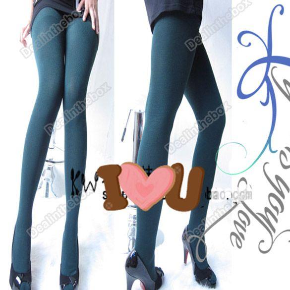 3c8b43ec9 2019 Winter Fashion Slim Fleece Tights Pantyhose Warmers Women Leggings  Stockings  3329 From Adeal