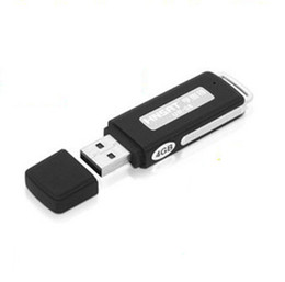 new arrival Recorder USB Voice Recorder Flash Drive 4gb up to 70hours ,20pcs lot Free EMS shipping
