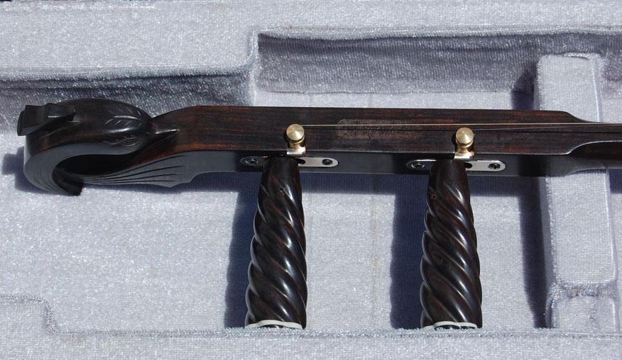 BanHu al por mayor, ala de pájaro de Banhu del wingceltis negro, instrumento musical de China, fabricantes que venden