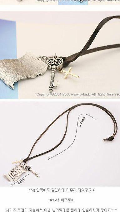 팔찌 여성용 작은 조각 목걸이 조각 크로스 키즈 체인 무료 배송