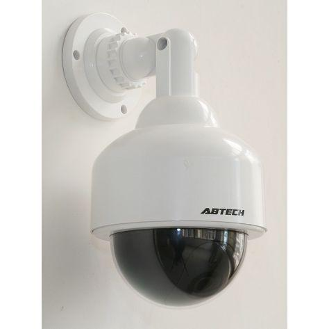 Online Cheap Dummy Dome Fake Security Camera Outdoor Blinking ...