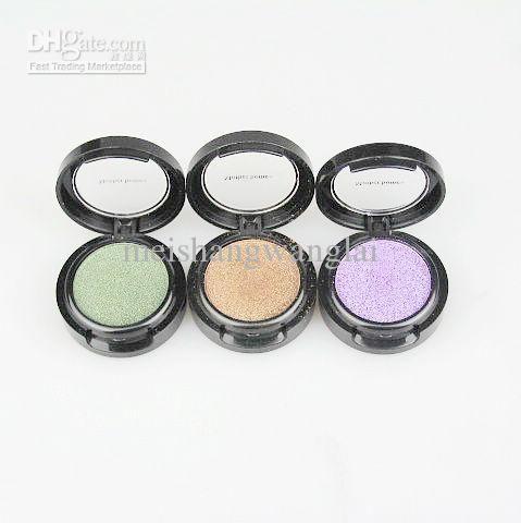 12 pçs / lote 13 cores optiona lote misto Mineral sombra de olho em pó Shimmer Sombra de Olho Maquiagem ML