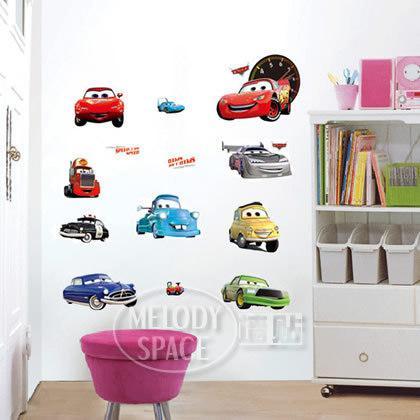 Tc Cars Wall Decal Sticker Kids Wall Stickers Decals Boy Room - Kids wall decals boys