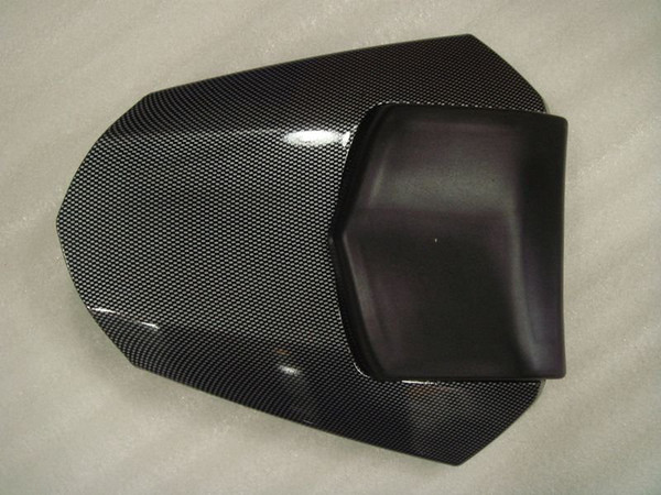 Solo black ABS Plastic Motorcycle Rear Seat Cover cowl fairing kit for Yamaha YZF-R6 2008 2009 08-09