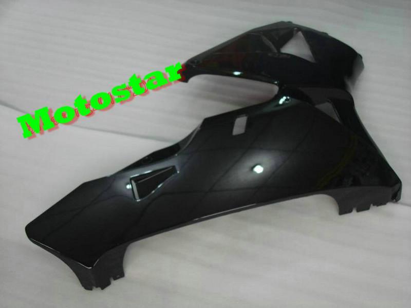 Pure Black Fackings Kit voor Honda CBR600RR CBR600 F5 2003 2004 03 04 Gratis verzending Gratis voorruit